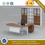 Habitación de Hotel Laboratorio de la enseñanza escolar de MDF de madera Muebles de oficina (HX-8NE089)