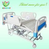 Mobília hospitalar cama médico eléctrico de Tríplice Função cama de hospital Slv-B4131