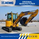 Construção da escavação do equipamento de construção Xe35u de XCMG 4ton