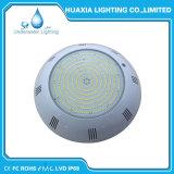 높은 루멘 12V 잘 고정된 LED 수중 램프 수영풀 빛