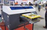 A melhor impressora Inkjet Flat-Panel de venda do tamanho barato de Digitas A2 para o t-shirt