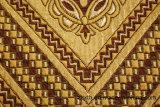 Tessuto del sofà del jacquard della Doubai (FTH31144)