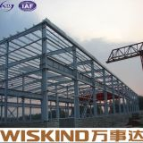 Almacén manufacturado prefabricado del material de la estructura de acero