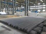 Hoogspannings HDPE Geomembrane voor Concrete Projecten en de Vijvers van de Visserij