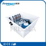 Sistema combinato tutto compreso alcalino del filtro a sacco e della pompa dell'acqua