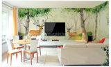 Papel de parede ambiental da tela da resistência do risco sem o cheiro