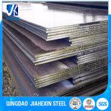 Placa de aço e folha laminadas a alta temperatura de carbono