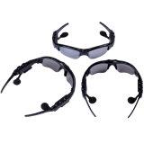 Fornitore degli occhiali da sole polarizzato abitudine senza fili compatibile astuta di vetro dei trasduttori auricolari di modo