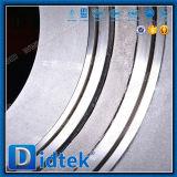 A API Didtek design 6D as extremidades do flange da Válvula de Gaveta de placas de aço de carbono