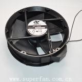 Ventilations-Metallschaufeln Wechselstrom-axialer Ventilator