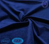 95%Polyester5%Spandex Einzeln-Seite angehobenes Flannelette Gewebe-Weiche-Berühren