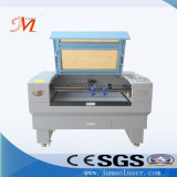 Máquina de gravura regular do laser do estilo para a placa plástica (JM-960T-CCD)