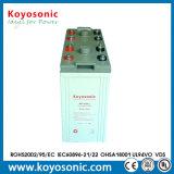 Batterie d'accumulateurs à énergie solaire rechargeable de 2V 500ah pour la centrale électrique solaire