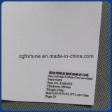 Toile pure de coton, tissu 100% de coton pour la peinture d'impression