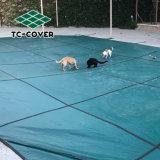 Dekking van de Veiligheid van het Zwembad van Inground van de Grootte van de douane de Milieu voor OpenluchtPool of BinnenPool en KUUROORD