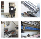Geautomatiseerde het Watteren van de multi-Naald van de Steek van het Slot Machine (hy-128-3A)