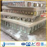 室内装飾のための製造所の終わりの大理石のアルミニウム蜜蜂の巣の合成のパネル