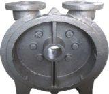 La pompe partie les bâtis en acier résistants à la corrosion de pièces de bâti