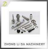 Prendedor fazendo à máquina das peças da precisão do CNC auto
