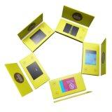 "2, 4/2.8 "" LCD Videokarte für Geschäfts-Förderung"