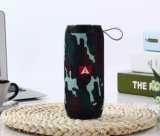 携帯用ファブリックカバー二重USB再充電可能なBluetoothのスピーカーJbl