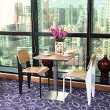 Gaststätte-Möbel-Gaststätte-Tisch mit kundenspezifischer Größe