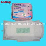 Bestes Dame-Anionen-gesundheitliche Auflagen, Frauen-gesundheitliche Auflagen mit Negetive Ion entfernt China-Hersteller