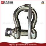 ステンレス鋼のハードウェアは私達安全ボルトが付いている弓手錠を造った