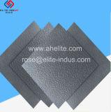 Ambos lados de la superficie con textura de la membrana de HDPE Membran Geomembrana