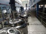 Installatie van de Productie van China de Halfautomatische Vloeibare Detergent