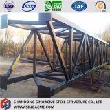 格子コラムのためのプレハブの構造主要な鋼鉄部品