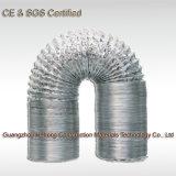 Alto condotto flessibile e compressibile del di alluminio