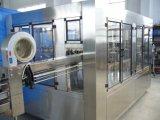 3000b/Hによってびん詰めにされる水生産ラインペットボトルウォーターの充填機
