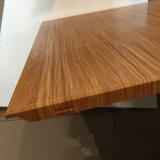 Fabricante China untar rodillo de aluminio de grano de madera de techo lineales