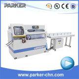 Máquina de estaca de alumínio da chave do canto da máquina de estaca do perfil do CNC