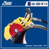 """Außendurchmesser-Eingehangener beweglicher hydraulischer Arbeitsweg-Scherblock-kletternder Rohr-Ausschnitt und abschrägenmaschine für 6 """" - 72 """" (153mm-1829mm)"""
