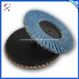 Borboleta de abrasivos roda lixa de polimento Disco de trabalho da madeira