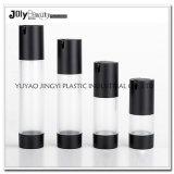 50ml com vaso de cosméticos de plástico vazio de Pulverizador da Bomba