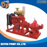 6 Zoll-Dieselwasser-Pumpen-Doppeltes Saugpumpe