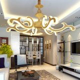 Lampadario a bracci dell'apparecchio d'illuminazione promettente del LED grande per il salone