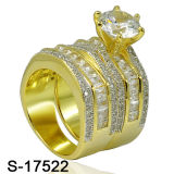 Commercio all'ingrosso della fabbrica dell'anello dell'argento dei monili di modo del nuovo modello