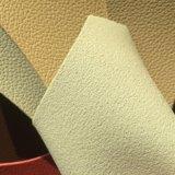 Автомобильная реального ткань из микроволокна PU из натуральной кожи для автомобильного сиденья (HW-897)