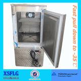 De aço inoxidável 304 Big Blast freezer para venda