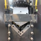 Angle de la ligne de production de la structure de la machine en acier