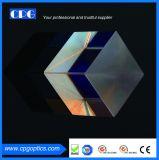 20X20X20mm 50/50 R/T dielektrische Beschichtung optischer Beamsplitter Würfel