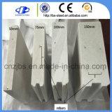 Prefabricados de hormigón reforzado de acero ligero AAC Partición interior paneles de pared
