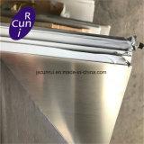 304 № 4 Hl визирной линии лист из полированной нержавеющей стали