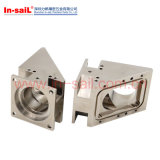 Peças fazendo à máquina do CNC torno gigantesco/grande/pesado da estaca
