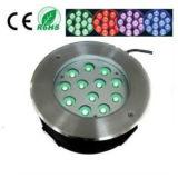 12X3w IP67 316ss LEIDENE Ondergrondse Verlichting