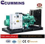 650 ква звукоизолирующие Cummins генератор[IC180301h]